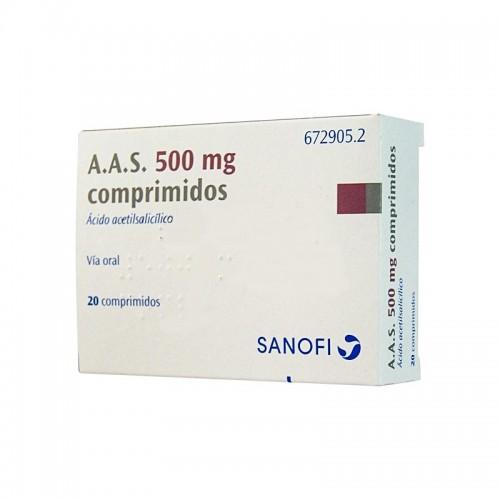 aas-500-mg-20-comprimidos